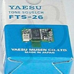 Yaesu FTS-26