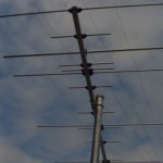 EAntenna EA270ZB13 5 +8 EL. 144/432 Mhz
