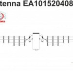 EAntenna 1015204080DXS