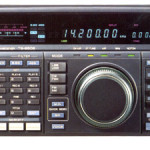 Kenwood TS 850 + MC 80 (Conto Vendita)