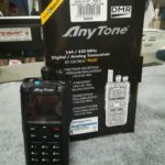 Anytone D878 UVG+BT DMR